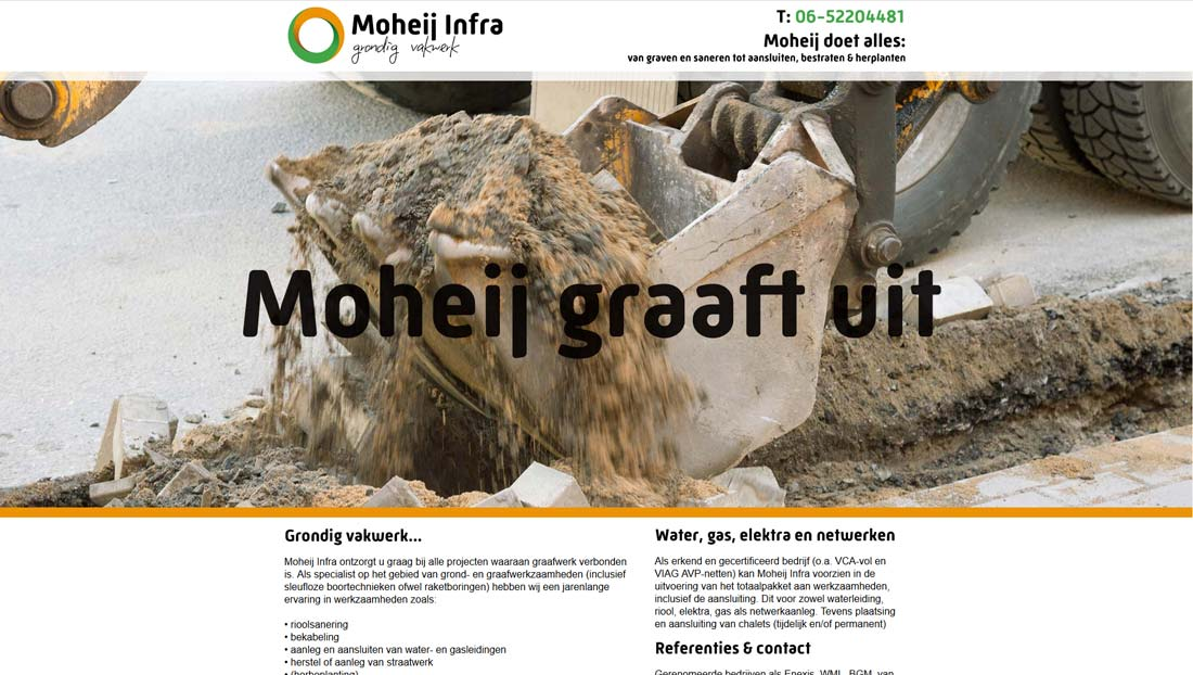 website Moheij