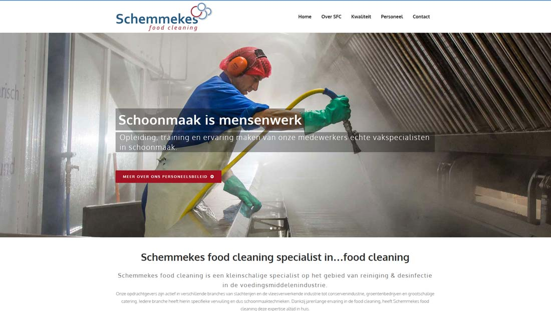 Wordpress website schemmekes