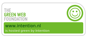 Intention Green web foundation